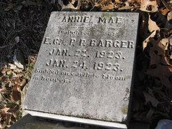 Annie Mae Barger