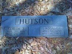 Rosa <i>G.</i> Hutson