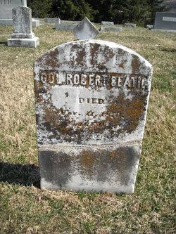 Col Robert Beatie