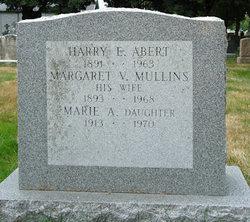 Margaret V. <i>Mullins</i> Albert