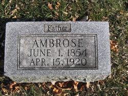 Ambrose Alcock