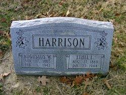 Ethel Lindsay <i>Lineback</i> Harrison