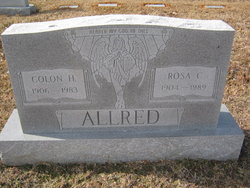 Colon Henry Allred