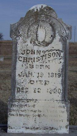 John J. Christison