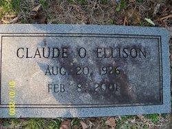 Claude O Sonny Ellison