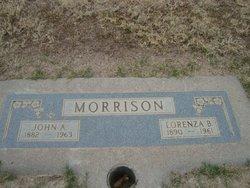 Lorenza B. Morrison