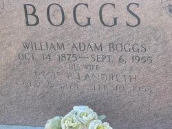 Essie B. <i>Landreth</i> Boggs