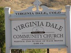 Virginia Dale Community Church Cemetery