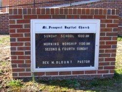 Mount Prospects Cemetery