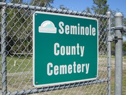 Seminole County Cemetery