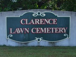 Clarence Lawn Cemetery