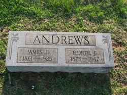 James D JD Andrews