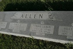 Tommy Leroy Allen