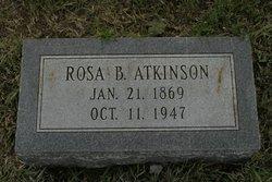Rosa B. Atkinson
