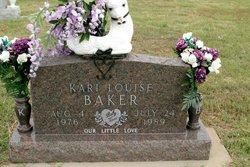 Kari Louise <i>Morris</i> Baker