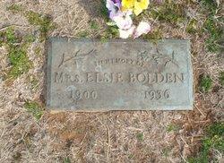 Elsie Bolden