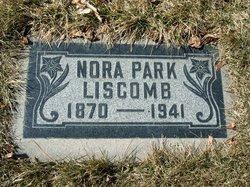 Nora <i>Pelham</i> Liscomb