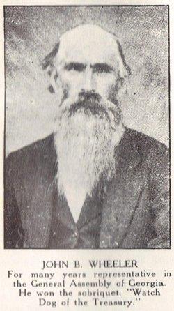 John Benjamin Wheeler