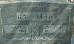 Ada Lee <i>Falkner</i> Bateman