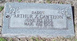Arthur Zebedee Cawthon