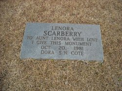 Lenora Scarberry
