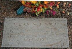Stella M <i>Riddle</i> Elwood
