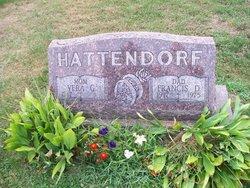 Vera G. <i>Ware</i> Hattendorf