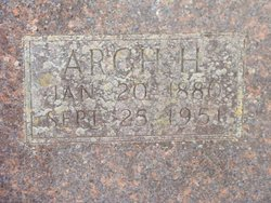 Archie Arch H. Rozell