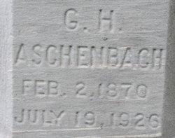 G H Aschenbach