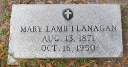 Mary <i>Lamb</i> Flanagan