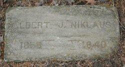 Albert Jacob Niklaus