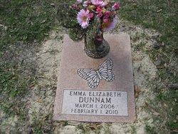 Emma Elizabeth Dunnam