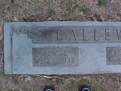 Ada L. Ballew