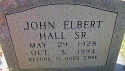 John Elbert Sr. Hall