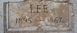 Robert Lee League Hall