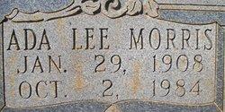 Ada Lee Morris