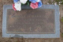Johnny H Harrison
