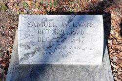 Samuel Wesley Evans