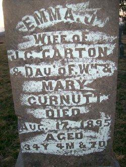 Emma Jane <i>Curnutt</i> Garton