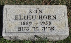 Elihu Eli Horn