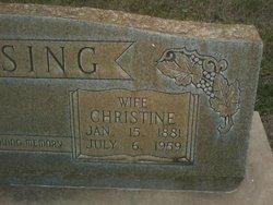 Christine Tissing