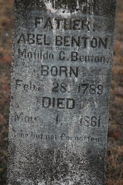 Abel Benton