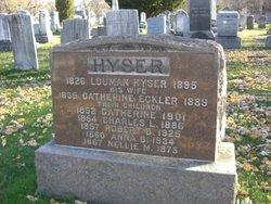 Catherine <i>Eckler</i> Hyser