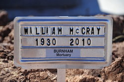 William Lawrence Bill McCray