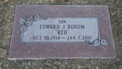 Edward Jones Red Borom