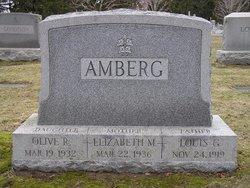 Elizabeth <i>Klingler</i> Amberg