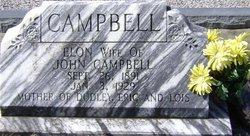 Margaret Ellen <i>Mason</i> Campbell