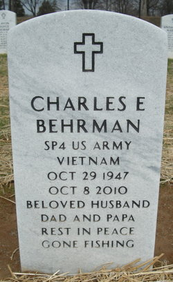 Charles Edward Chuck Behrman