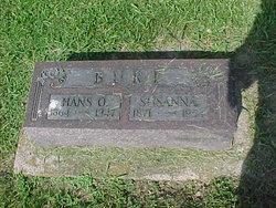Hans O Burt