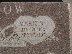 Marion Le Roy Snow
